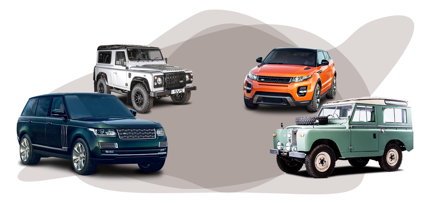 land-rover-selection